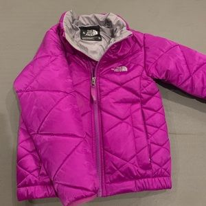 NorthFace toddler winter coat